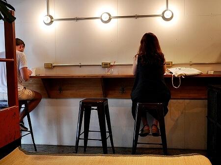 築地 おすすめカフェ ターレットコーヒー Turret COFFEE 店内