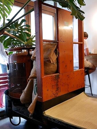 築地 おすすめカフェ ターレットコーヒー Turret COFFEE 店内 ターレット