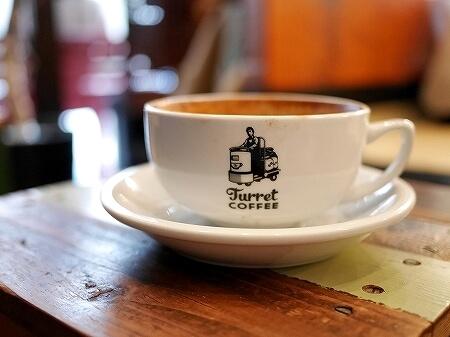 築地 おすすめ カフェ ターレットコーヒー Turret COFFEE カップ