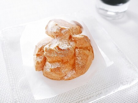 PECK シュークリーム ペック 日本橋高島屋店 ヴァニリャート バニラ