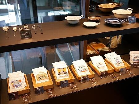 コーネルコーヒー  CONNEL COFFEE 青山一丁目 おすすめカフェ 雑貨 お皿