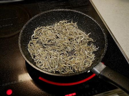 手作り ちりめん山椒 レシピ おいしい