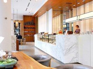 アンダーズ東京 ペストリーショップ ホテル カフェ 内観 Pastry Shop
