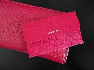 おすすめ 極薄名刺入れ カードリッジ プロ CARDRIDGE pro 赤 レッド 薄い 紙製