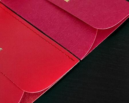 おすすめ 極薄名刺入れ カードリッジ プロ カードリッジ デュン dunn CARDRIDGE 赤 レッド 薄い