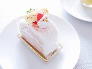 ザ・ペニンシュラ ブティック&カフェ ペニンシュラ東京 ケーキ屋さん クリスマス ショートケーキ