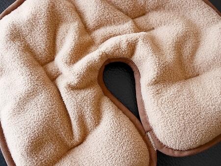 ホット&スチームパッド フェイス用 蒸しタオル 顔用湯たんぽ