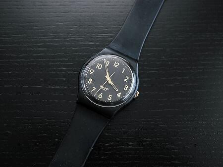 Swatch スウォッチ GOLDEN TAC ゴールデン・タック GB274