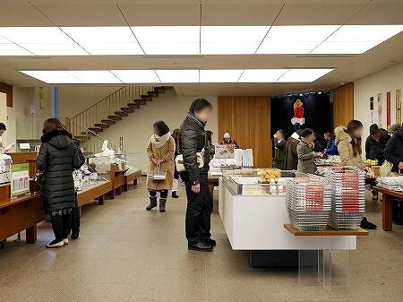六花亭 札幌本店 店内