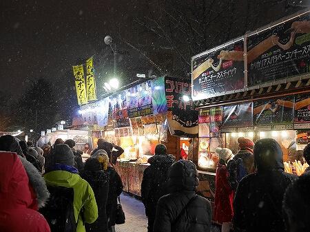 2019年 さっぽろ雪まつり 札幌 出店