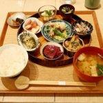 銀座 AKOMEYA厨房 アコメヤ レストラン ランチ 小鉢膳
