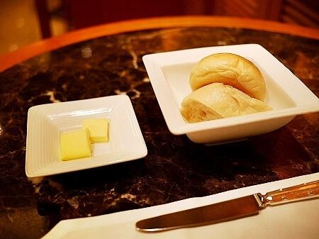 ザ・ペニンシュラ ブティック&カフェ 平日限定パスタランチ 銀座 東京 パン
