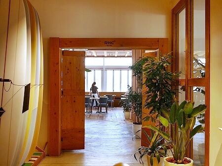 ららぽーと豊洲 ロンハーマンカフェ RHCカフェ RHC CAFE