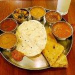 上野 アーンドラ・キッチン 南インドカレー ランチミールス Andhra Kitchen