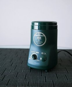 TWINBIRD お茶ひき器 緑茶美採 GS-4671DG ツインバード お茶ミル 茶葉