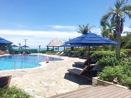 宮古島旅行記 宮古島東急ホテル&リゾーツ プール プールサイド レストラン