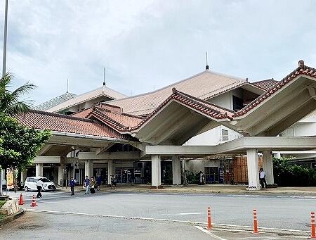 宮古島旅行記 宮古空港 1時間前着 混雑 混み具合 宮古島空港