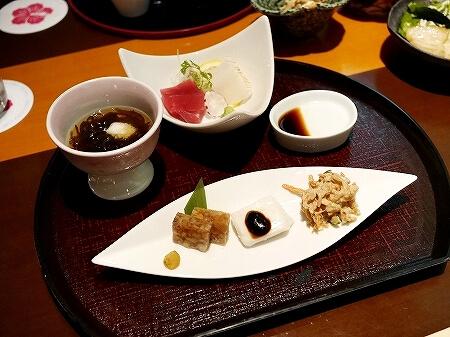 宮古島旅行記 宮古島東急ホテル&リゾーツ やえびし 沖縄料理 夕食 レストラン やえびし膳