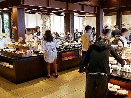 宮古島旅行記 宮古島東急ホテル&リゾーツ シャングリ・ラ 朝食ビュッフェ バイキング