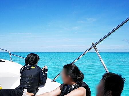 宮古島旅行記 宮古島東急ホテル&リゾーツ シュノーケリング ボートシュノーケル アクティビティ