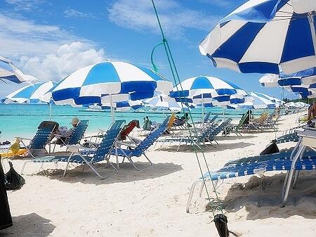 宮古島旅行記 宮古島東急ホテル&リゾーツ ビーチ 与那覇前浜ビーチ パラソル