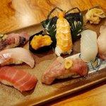宮古島旅行記 宮古島東急ホテル&リゾーツ やえびし 寿司 夕食 ディナー