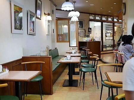 宮古島旅行記 宮古空港 宮古島空港 喫茶店 すなかぎ カフェ レストラン 店内 席