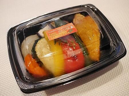 りょくけん 野菜のグリル 松屋銀座 おすすめ デパ地下グルメ お惣菜 デリ サラダ