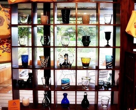 宮古島旅行記 あおぞらパーラー 来間島 おすすめカフェ お土産屋 琉球ザッカ青空 雑貨屋 琉球ガラス