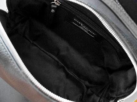 ジャンニキアリーニ ALIFA OLX ショルダーバッグ 6138 GIANNI CHIARINI ジャンニキャリーニ NERO 黒