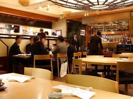 銀座 懐食みちば 道場六三郎 ディナー おすすめレストラン メニュー 夜席 むつみコース 店内