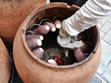 銀座つぼやきいも 作り方 焼き芋