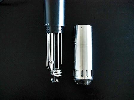 Hismileプレミアム低温調理器 IPX7防水 口コミ レビュー ブログ カバー 取り外し お手入れ