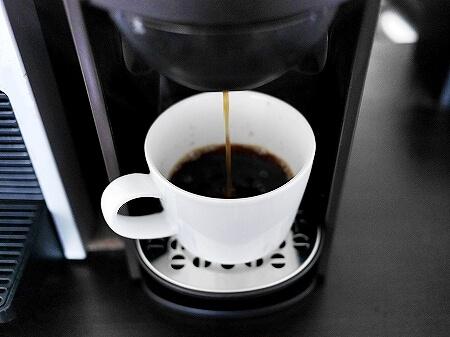 UCC ドリップポッド DP3 カプセル式コーヒーメーカー DRIPPOD ブログ 使い方 ブラウン おすすめ レビュー 感想 抽出時間