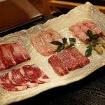 六本木 和牛料理さんだ おすすめ店 ホルモン懐石 牛モツ おいしいお店 焼物