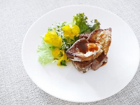 アプリ menu テイクアウト 俺のフレンチ 銀座コリドー街 牛フィレ肉とフォアグラのロッシーニ おすすめ メニュー ブログ