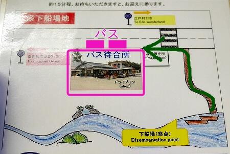 鬼怒川温泉でライン下り 行き方 料金 所要時間 乗り場 場所 値段 鬼怒川温泉旅行記 ブログ 無料シャトルバス