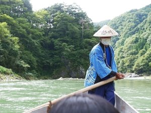 鬼怒川温泉でライン下り 行き方 料金 所要時間 鬼怒川温泉旅行記 ブログ