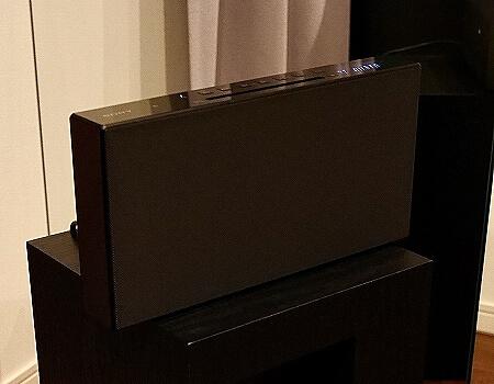 ソニー マルチコネクトコンポ CMT-X3CD : Bluetooth/FM/AM/ワイドFM対応 ブラック CMT-X3CD B おすすめスピーカー コンポ SONY 鬼怒川金谷ホテル 音がいい