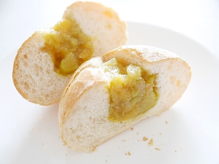 銀座 月と花 大人のジャムパン おすすめの種類 ブログ 口コミ レビュー 黄金桃