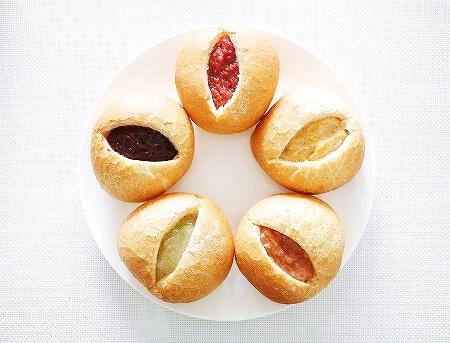 銀座 月と花 大人のジャムパン おすすめの種類 ブログ 口コミ レビュー