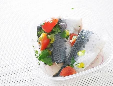 RF1のおすすめお惣菜 銚子港水揚げイワシのマリネ アールエフワン デリ デパ地下 ブログ 口コミ レビュー