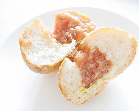 銀座 月と花 大人のジャムパン おすすめの種類 ブログ 口コミ レビュー すももと桃