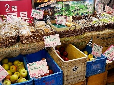 銀座で野菜を安く買えるお店 交通会館マルシェ 元気村 産直市場 おすすめ 八百屋 有楽町 値段