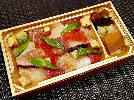 平河町かなや テイクアウト 金谷ホテル レストラン 東京 海鮮弁当