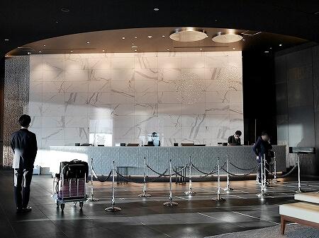 三井ガーデンホテル豊洲ベイサイドクロス宿泊記 ブログ 口コミ レビュー 感想 行き方 入り口 フロント