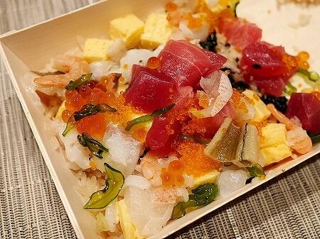 銀座 鮨 たじま コスパ良くて美味 銀座三越の催事で買えるおすすめテイクアウトお寿司 ばらちらし 握り
