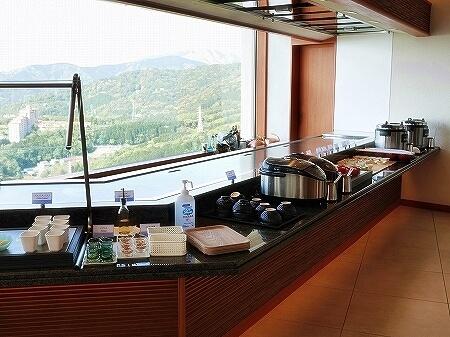 伊豆ホテル リゾート&スパ宿泊記 朝食 レストラン 洋食 和食 ビュッフェ 伊豆熱川旅行記