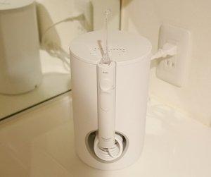 パナソニック 口腔洗浄器 ジェットウォッシャー ドルツ 白 EW-DJ73-W 動画 音の大きさ ブログ 口コミ レビュー おすすめ 感想 水流