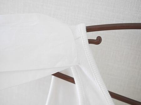 ラフロウ ショルダーリボンタンクトップ roughlow shoulder ribbon tank ブログ 着画 口コミ レビュー